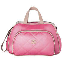 Bolsa Maternidade Colors Pink Grande