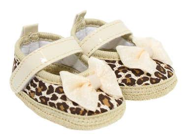 Sapato Bebê Menina Oncinha
